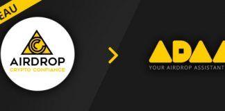 ADAA - Airdrop rapide et facile