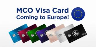 Lancement des cartes Visa de Crypto.com