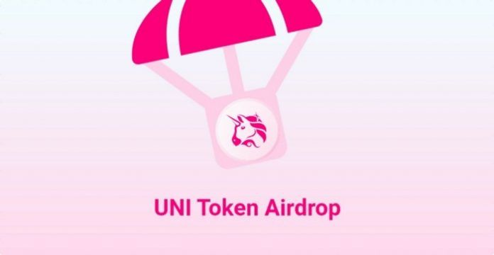 Comment obtenir les 400 UNI UNISWAP DAI airdrop